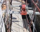 Drilling sets / equipment of anchors and stirrups